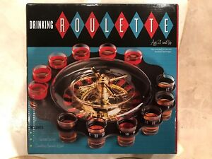 Drinking Games (Roulette)