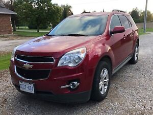 2012 Equinox LT for sale $13,500 as is