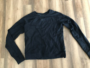 Lululemon Crew Neck Sweater
