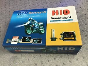Motorcycle/Scooter HID Headlight Kit