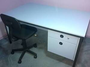 Desk with chair Ruse Campbelltown Area Preview