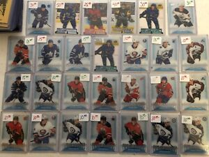 Tim Hortons Semi Rare collectable Cards from 2018/19