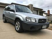 Subaru Forester 79V X Wagon 5dr Auto 4sp AWD 2.5i [MY04] Bellfield Banyule Area Preview