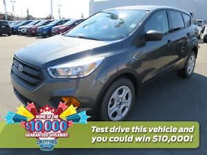 2017 Ford Escape S 2.5l IVCT