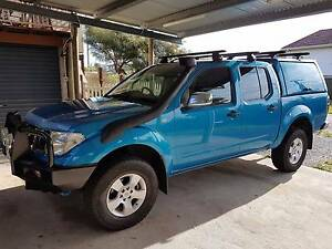 2007 Nissan Navara D40 STX Diesel Auto Long Jetty Wyong Area Preview