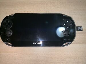 PS Vita Play Station Handheld Console FW 3.63