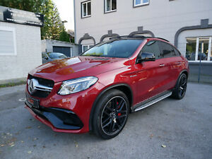 Mercedes-Benz GLE 63 S AMG 4Matic Coupe Perform.Key Night Pano