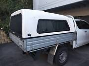 Ute Cab Chassis Tray and Canopy - 2100x1800 Highton Geelong City Preview
