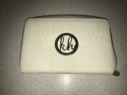 Kate Hill Travel Wallet Purse
