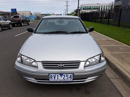 2002 Toyota Camry Sedan Williamstown North Hobsons Bay Area Preview
