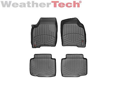 WeatherTech Car FloorLiner for Impala/Limited/Grand Prix - 1st/2nd Row - Black