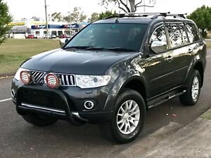 1YEAR Warranty 2010 4x4 T/Diesel Auto Mitsubishi Challenger SUV Rocklea Brisbane South West Preview