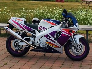 1994 Yamaha YZF 750..Beautiful original condition. $3,400,