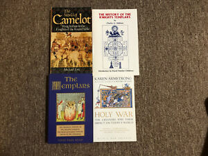 The Knights Templars & Related Books