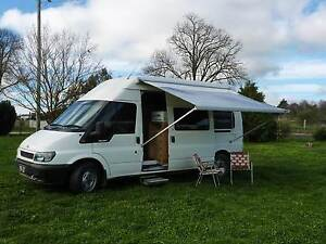 2001  Ford Transit Motorhome Bathurst Bathurst City Preview