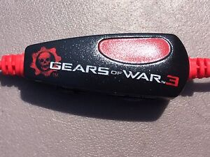Gears of War 3 PS3 headset