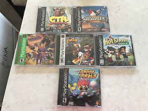 Playstation PS1 Games