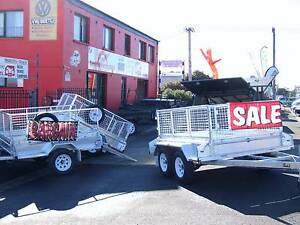 Canberra's Tandem axle trailers specialist: 8x5 2 Tonne w brakes Fyshwick South Canberra Preview