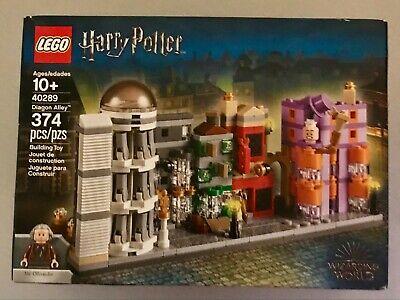 Lego Harry Potter Diagon Alley Mini Building 40289