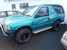 1996 Holden Frontera Wagon Devonport Devonport Area Preview