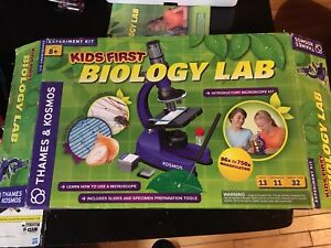 Kids Biology lab