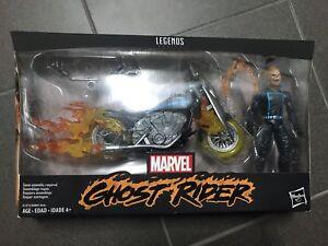 Marvel legends ghost rider baf ghostrider