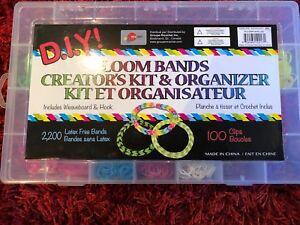 Elastiques pour bracelets looms