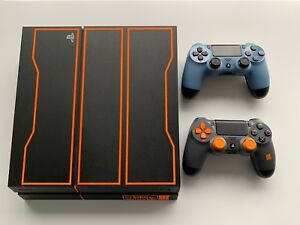 PlayStation 4 Console Black Ops 3 Limited Edition 1 TB