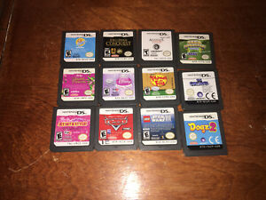 12 DS Games