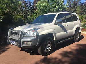 2006 Toyota LandCruiser Prado Auto Duel Fuel 4x4 Darlington Mundaring Area Preview