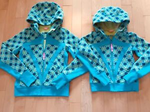 Ivivva hoodies - sizes 8 and 14 - perfect condition