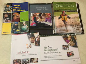 Early Childhood Education Books for Sale