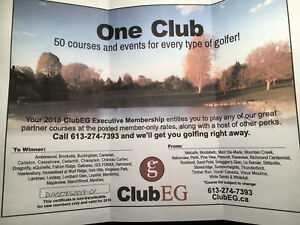 EXEC Golf Membership