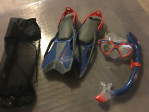 US Divers youth Snorkeling Sets