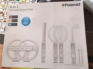 Polaroid Pgwi850wht Nintendo Wii Ultimate Sports Pack White 4in1 Boronia Knox Area Preview
