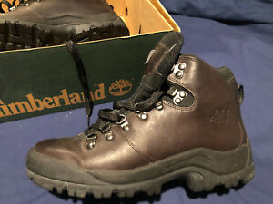Timberland man's Leather boot size 10.5 Brand New!