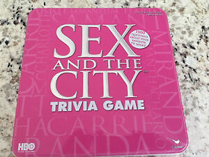 Free Sex and the City Trivia Game
