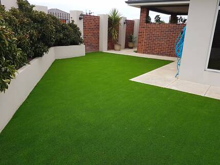Interest Free 24 Months: Artificial Grass fully Fitted $46.90sqm