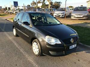 2007 Volkswagen Polo MATCH Hatchback Shepparton Shepparton City Preview