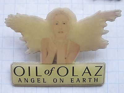 OIL OF OLAZ / ANGEL ON ERTH   ....... Parfüm / Kosmetik Spange/kein Pin (K3)
