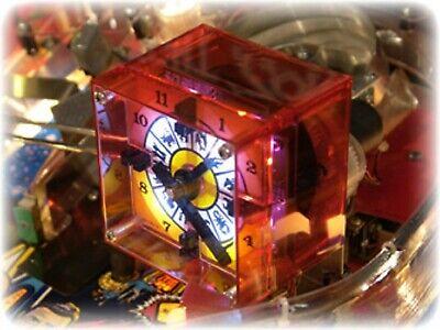 Twilight Zone Pinball Clock Housing NEW