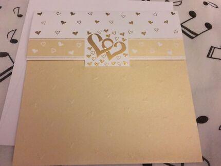 Floral frame wedding invitation design art gumtree australia wedding invitations stopboris Image collections