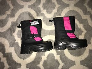 Stonz Winter Boots Toddler Size 7