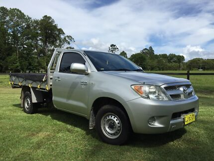 Hilux Workmate Ute 2008 Low kms! Great Condition!