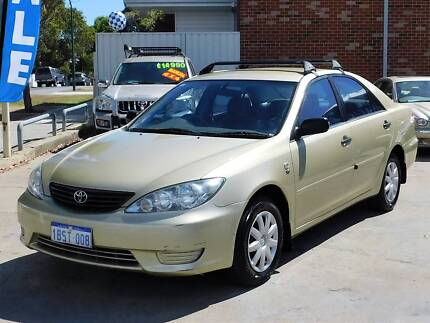 AUTO!!! LONG REGO !!! 2004 Toyota Camry Sedan DRIVES WELL Victoria Park Victoria Park Area Preview