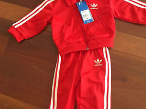 3-6 month adidas tracksuit -brand new Prospect Prospect Area Preview