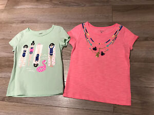 T-shirts Carters 4T
