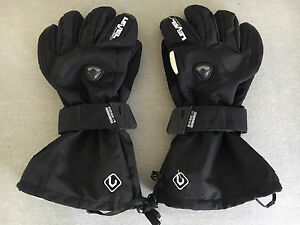 Level Men's Fly Snowboard/Ski Wrist Protection Gloves Palm Beach Gold Coast South Preview