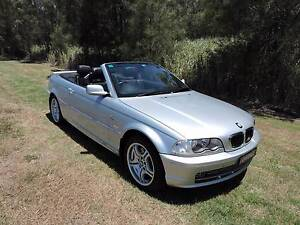 2002 BMW 3 Convertible Kippa-ring Redcliffe Area Preview