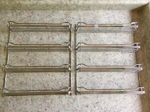 Stainless Steel Spice Racks